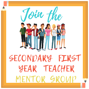 Website Icon for Secondary First Year Teacher Mentor Group