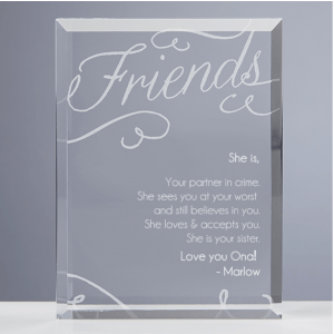 Personalized Gift for Friends