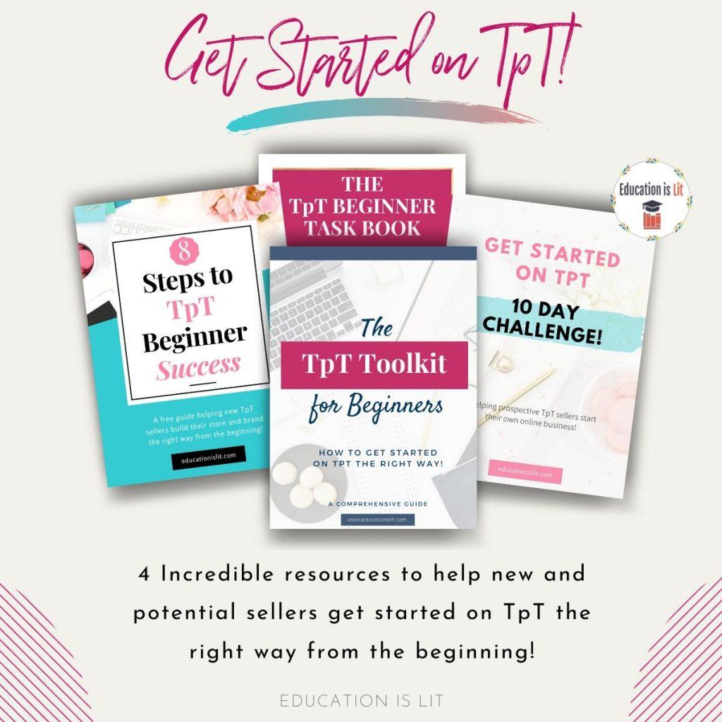 TPT Side Hustles for Teachers