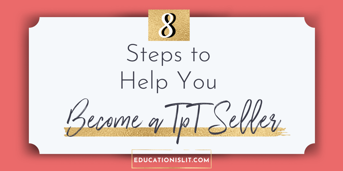How to start selling on teachers pay teachers