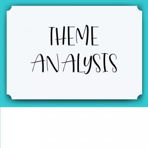 Theme Analysis Activities