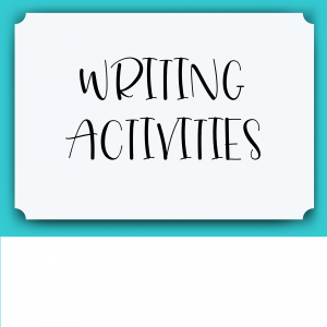 Writing Lesson Plans